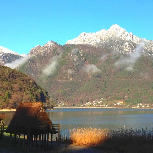 Uno dei laghi alpini più belli d'Italia, #lagodiledro in @Visit Trentino