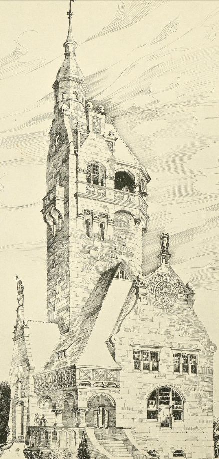 Historical Designs / Utopias / Monuments - Never built - Page 32 - SkyscraperCity