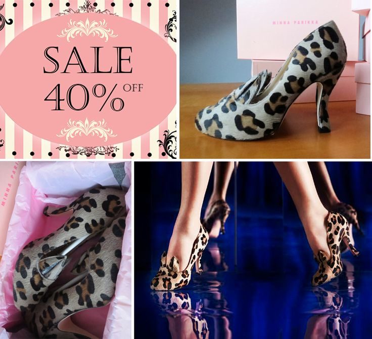 Wyprzedaż kolekcji Minna Parikka. Teraz 40% off.  http://www.raspberryheels.com/shop/produkt,pl,women,pfeiffer-pony-leopard.html