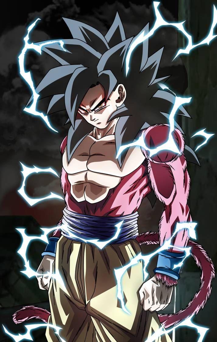 The Power Of An Ozaru Goku Ssj4 By Koku78 On Deviantart Anime Dragon Ball Super Dragon Ball Artwork Anime Dragon Ball