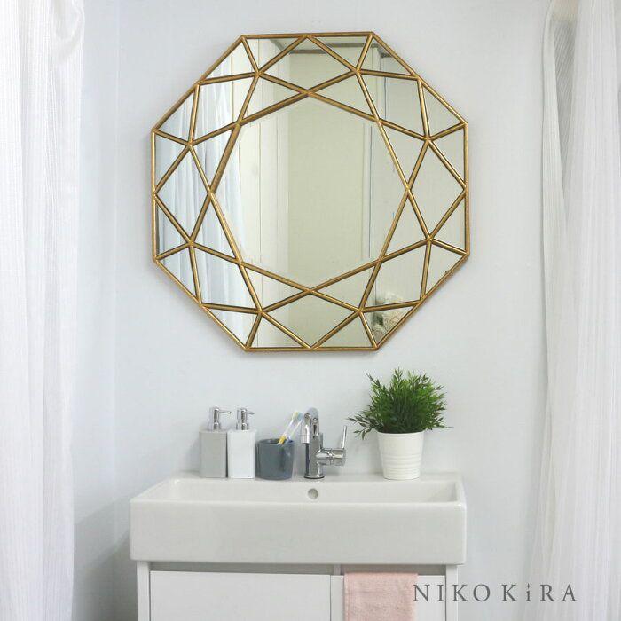鏡 風水 トイレ