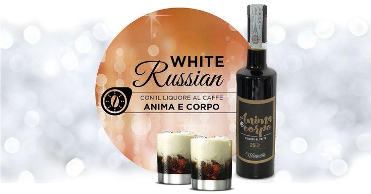 Una morbida crema di latte e un avvolgente liquore al #caffè si fondono con la Vodka per dare vita al #WhiteRussian: un #cocktail delicato e vellutato, ideale per scaldare la serata. Scopri la ricetta sul blog 101CAFFE'.