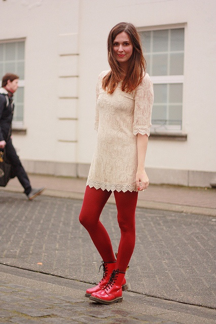 115 Best Images About How To Wear Coloured Tights On
