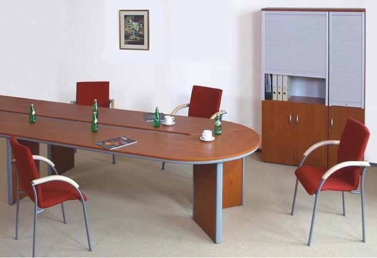 Stół konferencyjny STATUS OWALNY
