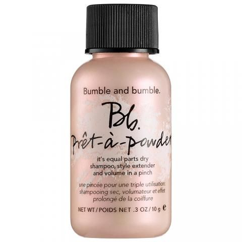 Get Me Bodied: The Best Volumizing Products for Thicker, Fuller Hair - Bumble and Bumble Pret a Powder - from InStyle.com