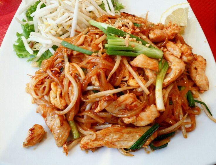 Restaurant Thaïlandais avec service de livraison à domicile