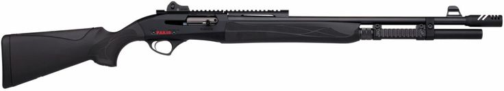 Fabarm PSS10 Semi–Auto Shotgun. A 10-shot, rubberised, 12 bore, gas cycled semi-auto. Provides ten fast, reliable and accurate shots, for professional use, defence, and 3-Gun matches.