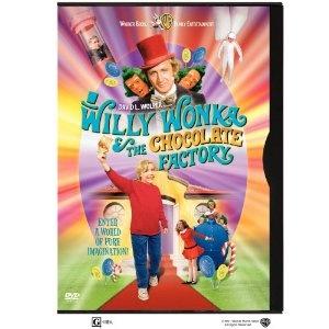 Willy Wonka!!!