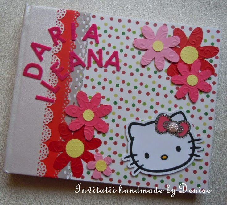 Hello Kitty photo album