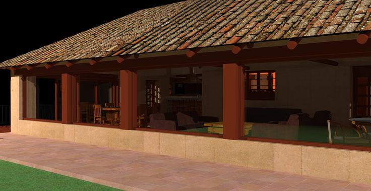 Diseño Alvaro Galindo Vácha Restauración Casa Villa de Leyva - 7