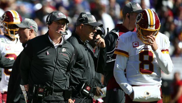 Should the Redskins Extend Jay Gruden?s Contract?