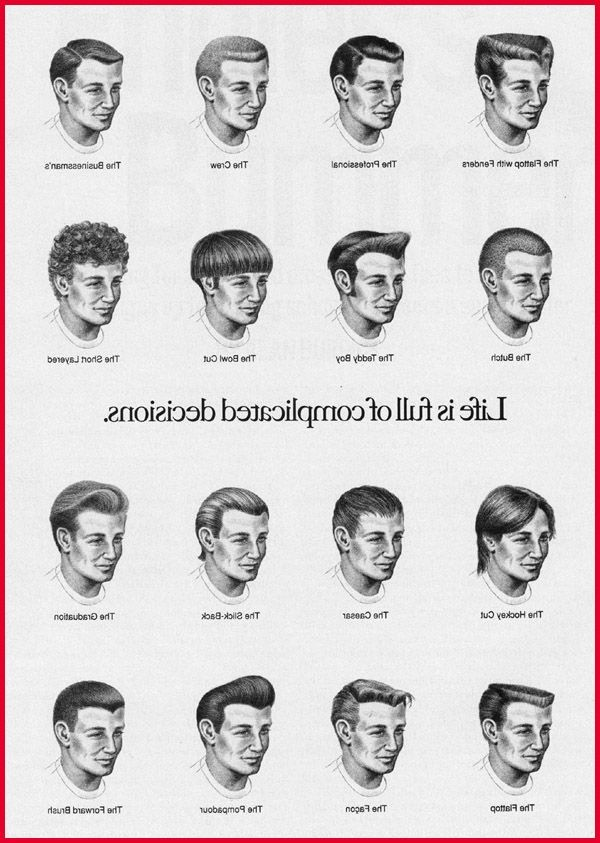 Weibliche Frisur Namen Liste Coole Manner Frisuren Haarschnitt