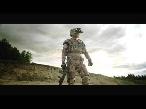 Revision Military - Exoskeleton Integrated Soldier Protection System [1080p] - YouTube