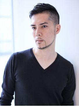 セクシーなツーブロックベリーショート☆ 参考にしたいベリーショートのメンズヘア一覧。