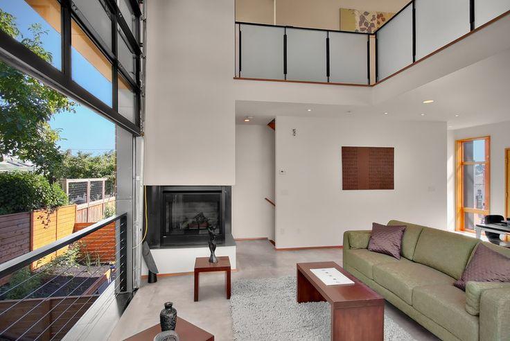 Interior Garage Door Design, Pictures, Remodel, Decor And Ideas
