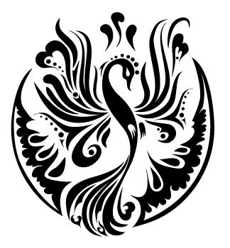 Phoenix by nefertiti-art.deviantart.com on @deviantART