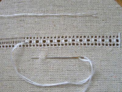 PREKRASA: Проба нитки. Китайський шовк