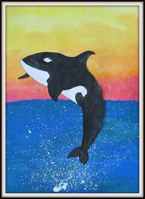whale craft ideas 25 best ideas about orca on whale 3221