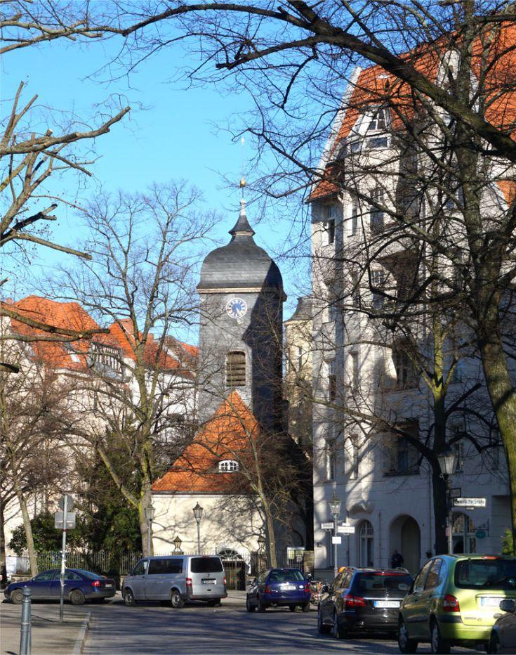Ich lerne Berlin kennen -  Neukölln / Rixdorf