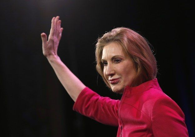 """Carly Fiorina On Vaccinations: """"Parents Have To Make Choices For Their Family"""" - BuzzFeed News"""