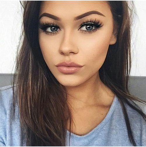 15 Ideas De Maquillaje Sencillo Para Cuando Sales Con El