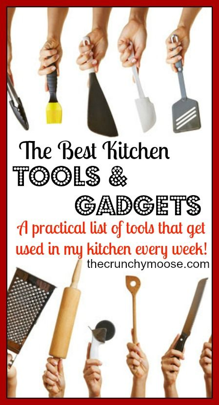 Best Kitchen Gadgets   Great Gift Ideas For Cooks