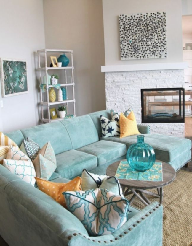 Room Color Ideas Aqua Dorm Roomspiration Decor In 2020 Living Room Turquoise Living Room Decor Gray Living Room Grey