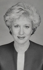 Hon. Kim Campbell....25th Prime Minister from June 1993 to Nov 1993...first female Prime Minister of Canada