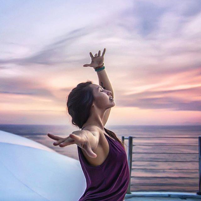 Yoga with a view! As the forms calm your body, the stunning vistas of the Indian Ocean warm your soul 🌅    #ExperienceKarma #KarmaSpa #KarmaResorts #KarmaKandara #Bali #VisitBali #IncredibleIndonesia #YogiesOfInsta #Yoga #Island #View #Holiday #Holidays #Sun #Summer #Love #InstaGood