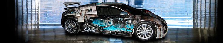 Award Winning Design Team, Vehicle Wraps, Car Wraps, Vinyl Graphics Designers, SkinzWraps™