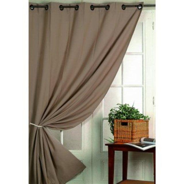 top plateau en manguier cm wood with rideaux voilages la redoute. Black Bedroom Furniture Sets. Home Design Ideas