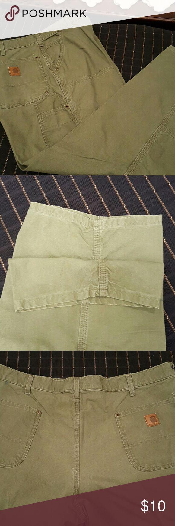 Men's Carhartt Cargo Pants Men's Carhartt Cargo Pants Size 42/30 Carhartt Pants Cargo