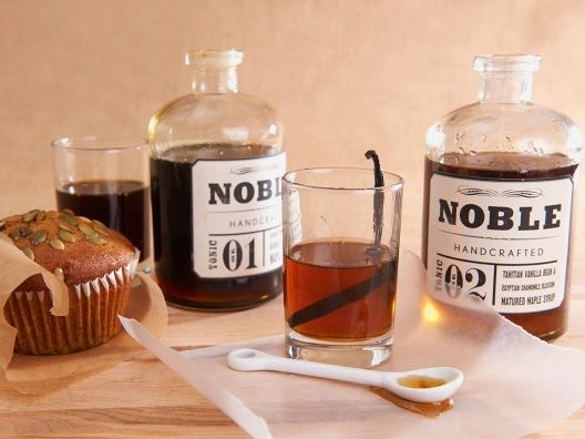Noble Handcrafted Maple Syrups