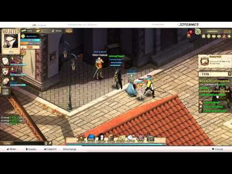 OnePiece Online - Gameplay 6 - OnePiece Online is a Free to play Browser-Based [BB], Tower defence, Action Role Playing MMO Game [ARPG]