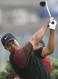 Famous Golfers.  He cusses too much,