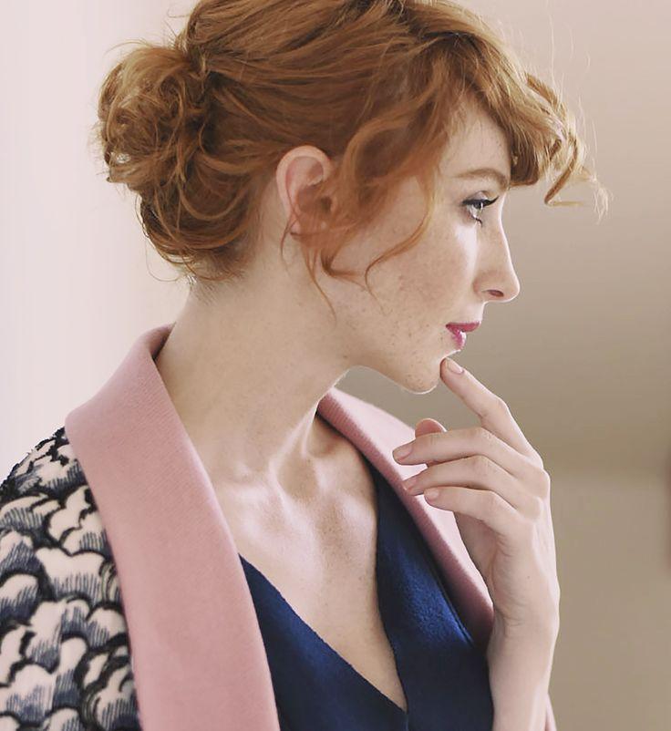 Beautiful Vica Kerekes.