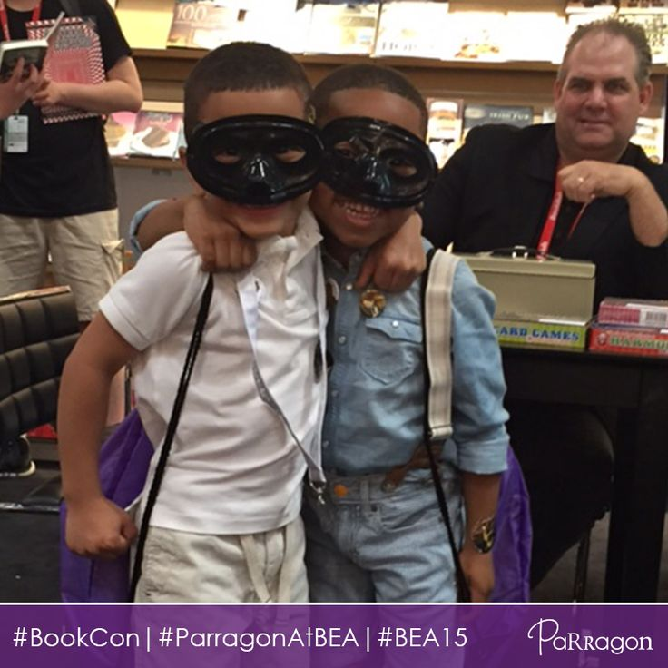 We had so much fun at Book Expo America and BookCon the past week! Looking forward to next year! #BEA15 #bookcon #ParragonAtBEA #LoveReading #BookLover