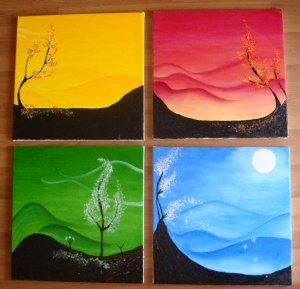 Gallery Acrylics Canvases And Oil