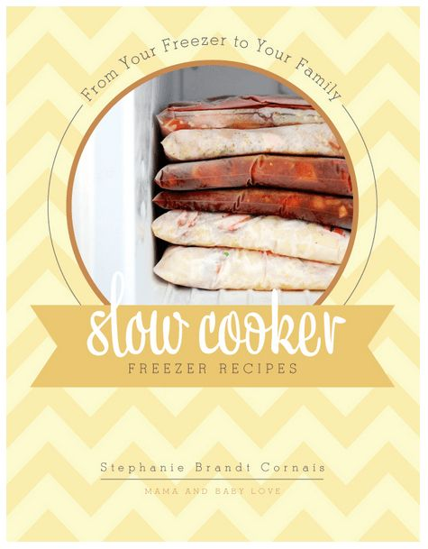 Slow Cooker Freezer Recipes on 100 Days of Real Food