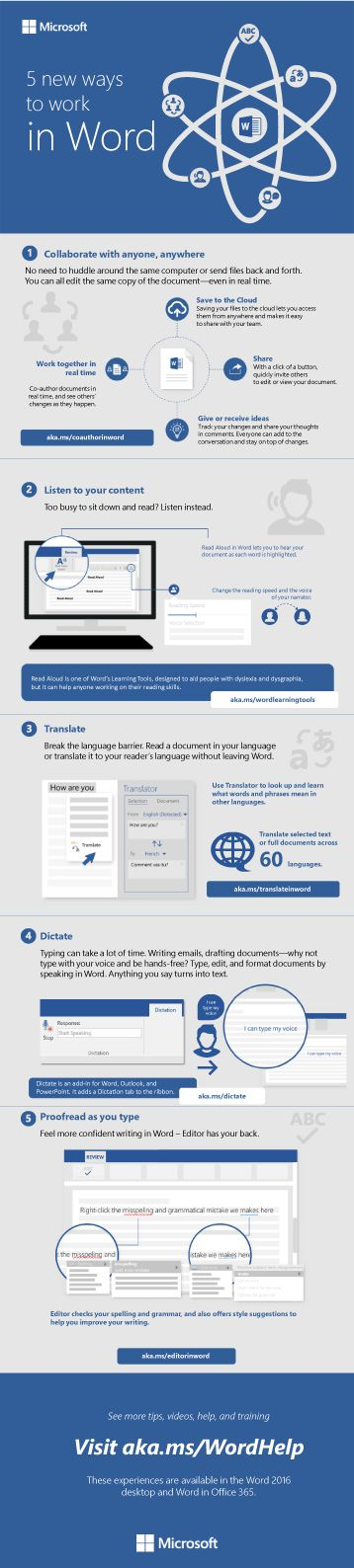 12 best quick reference card images on pinterest resume examples microsoft word isnt just for writing see how this educational tool lets you fandeluxe Image collections