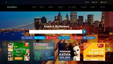 Byexpress e' il portale che ti permette di avere tutto alla portata di un clic!  http://sandro.byxpress.com/pub/sandro