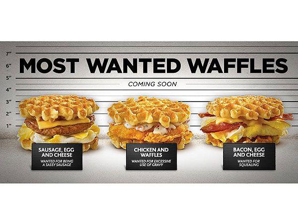 Meet White Castle's new waffle breakfast sandwiches! http://greatideas.people.com/2014/04/01/white-castle-waffle-breakfast-sandwiches/