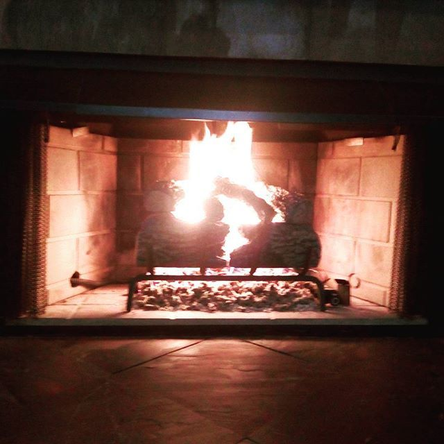 Saved This Customer Money By Repairing His Existing Gas Logs