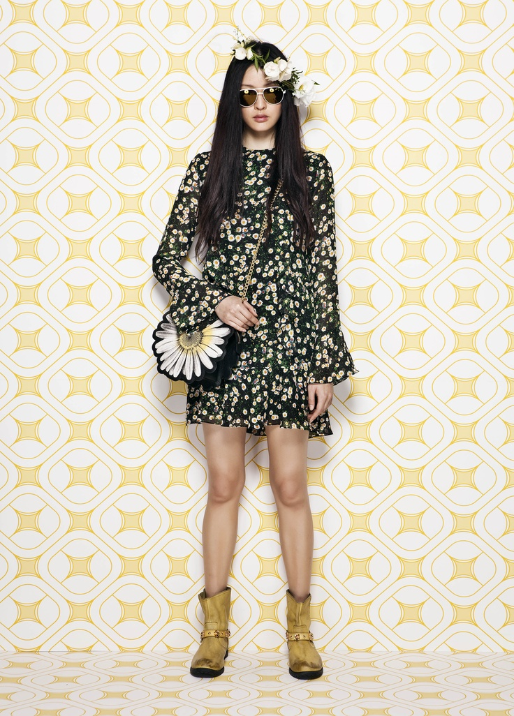 Moschino Cheap and Chic pre-collection Spring/Summer 2014