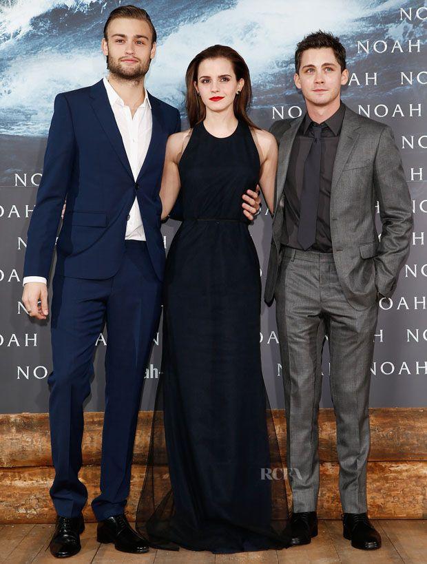 'Noah' Berlin Premiere Menswear Roundup