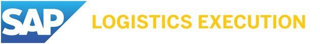 SAP Logistics Execution System Online Training. http://www.mysapgurus.com/blog/?p=450