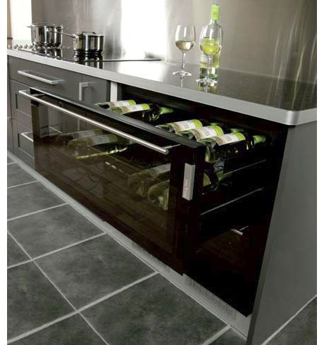Norcool Cave 55 Wine cooler drawer