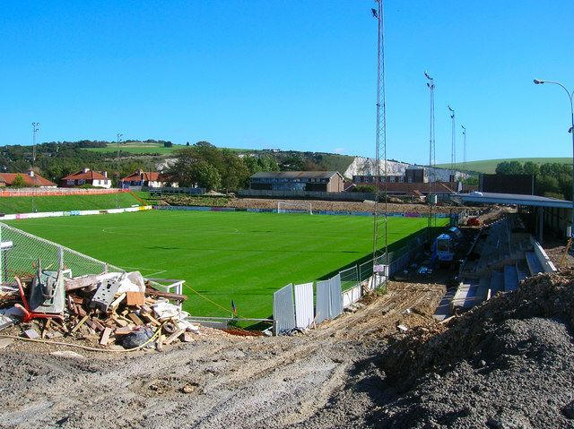 The Dripping Pan, Lewes FC