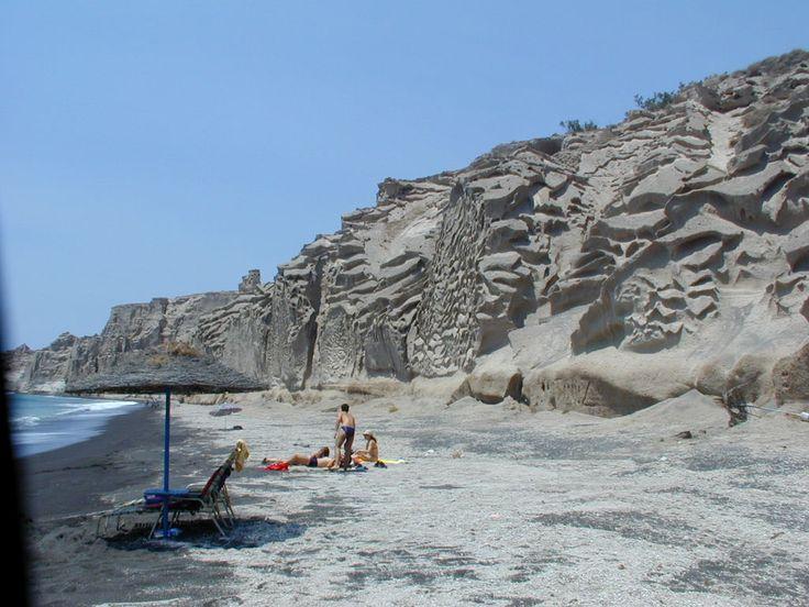 Vlychada, Santorini