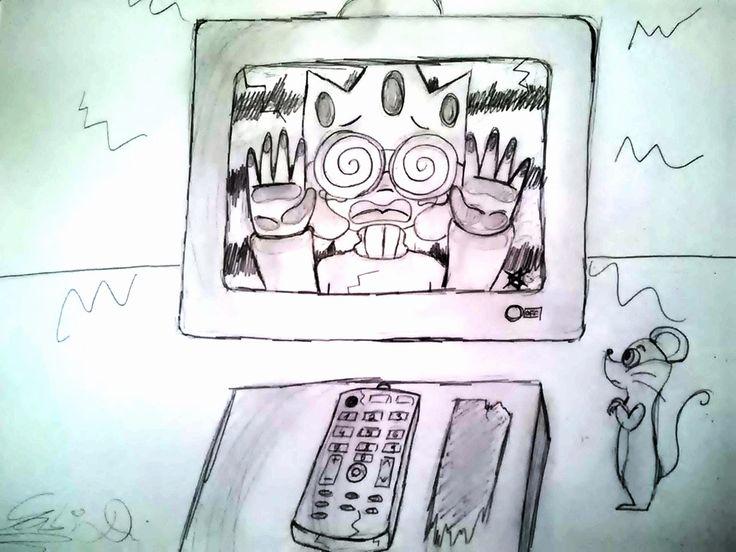 I´m stuck in TV